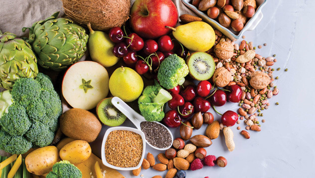 Chronic diseases and plant-based diet